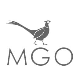 Zebra Scarf / Grey